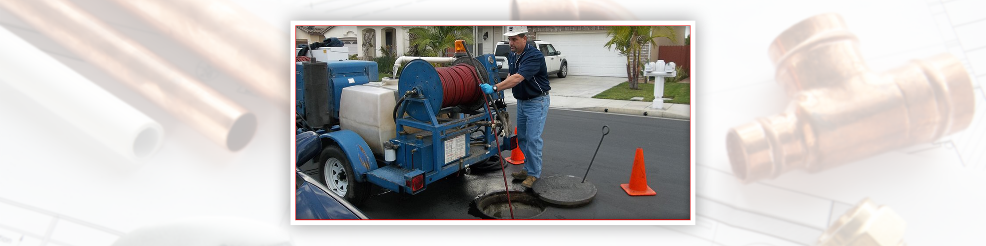 Conducting Septic Services