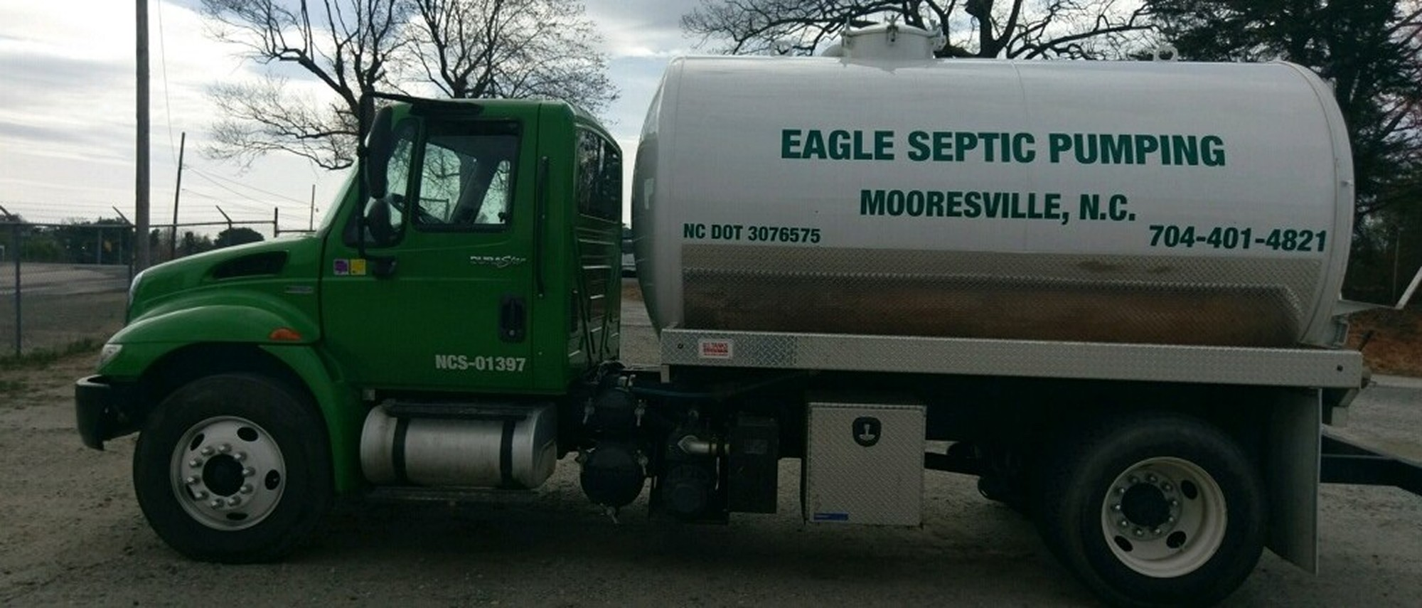 Septic Tank Cleaning   Gastonia, NC